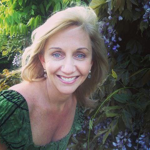 Hilary Robinson, author