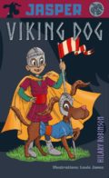 Book cover for Jasper Viking Dog.