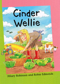 Cinder Wellie - front cover