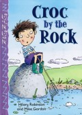 Croc by the Rock - front cover