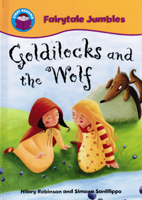 Goldilocks and the Wolf - front cover