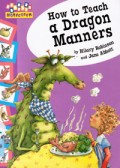 How to Teach a Dragon Manners - front cover