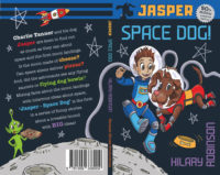 Book cover for Jasper: Space Dog.