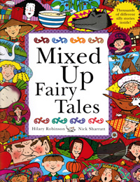Mixed Up Fairy Tales - front cover