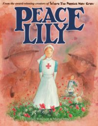 Book cover for Peace Lily.