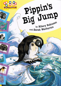 Pippin's Big Jump - front cover
