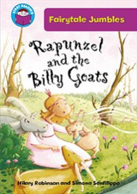 Rapunzel and the Billy Goats, by Hilary Robinson