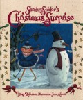 Sarah the Spider's Christmas Surprise - front cover