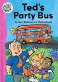 Ted's Party Bus - front cover