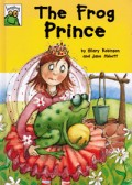 The Frog Prince - front cover