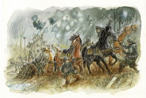 Illustration by Martin Impey (c)